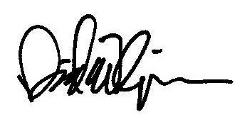 Signature Cursive