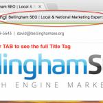 Bellingham SEO - Digital Marketing Agency